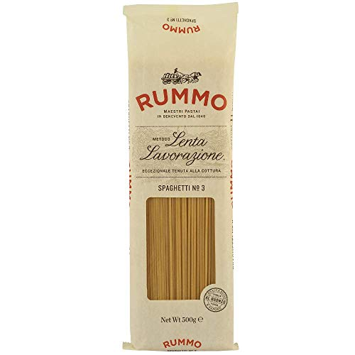 RUMMO LENTA LAVORAZIONE Spaghetti 500 g