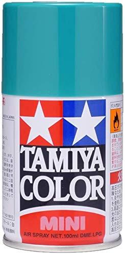タミヤ タミヤスプレー No.102 TS-102 コバルトグリーン プラモデル用塗料スプレー 85102 85102-000