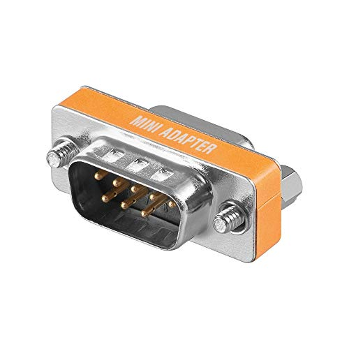 Null-Modem Adapter 9-pin