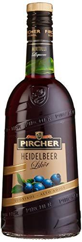 Pircher Heidelbeerlikör Mit Grappa, 1er Pack (1 x 700 ml)