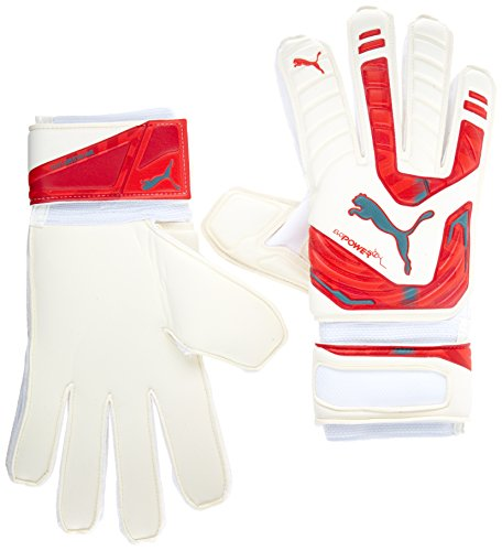 PUMA Evopower Grip 2 RC - Guantes de Portero para fútbol, Color Blanco, Talla 8