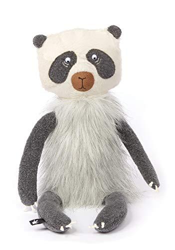 Pandabär Hatschi Bukatschi, ein Mitglied der Rumhänggäng aus BEASTSTOWN - sigikid Beasts - Designplüsch als Geschenk für Kinder und Erwachsene