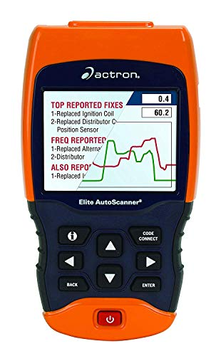 Actron Cp9690 Obd1 & Obd2 Scanner