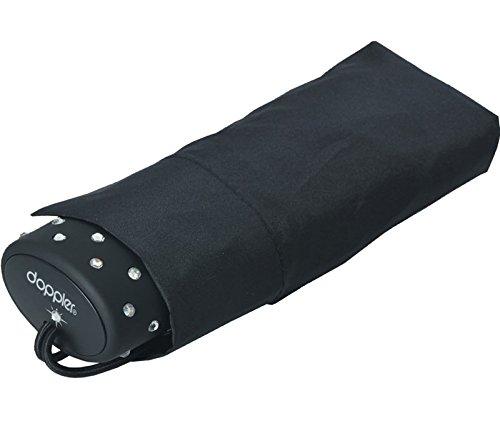 Doppler Regenschirm Mini Taschenschirm Handy (Diamond)