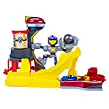 Paw Patrol, True Metal Mighty Meteor Die-Cast Track Set with Exclusive Chase Vehicle, 1:55 Scale