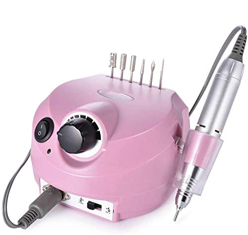 Electric Manicure Boor Elektrische Machine for de manicure en pedicure freesmachine for Nail Electric Nail Boor Mill
