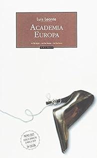 Academia Europa par  Luis Leante