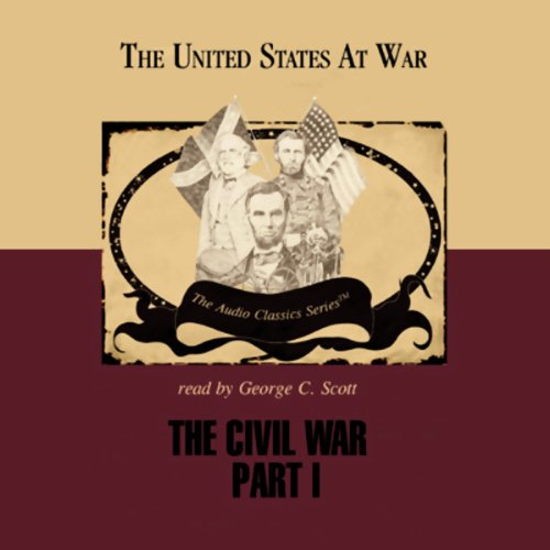 The Civil War Part 1 audiobook cover art