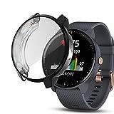 Chofit Custodia Protettiva per Vivoactive 3 Music, in Morbido TPU Placcato, Compatibile con Garmin Vivoactive 3 Music GPS Smartwatch
