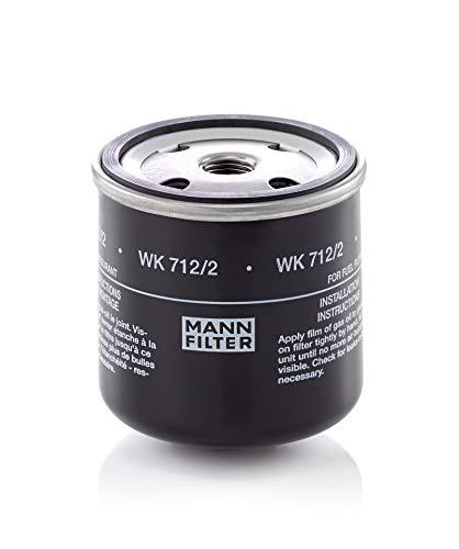 Original MANN-FILTER Kraftstofffilter WK 712/2 – Für Nutzfahrzeuge