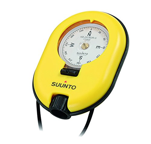 SUUNTO KB-20/360R G Compass (Yellow)
