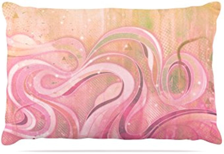 Kess InHouse Mat Miller Cascade  Dog Bed