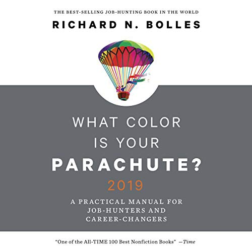 What Color Is Your Parachute? 2019 cover art