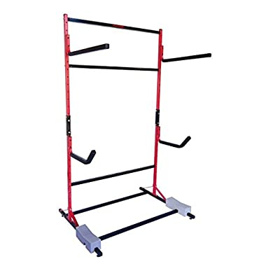 FS Rack 2 Kayak & 2+ SUP Storage Rack