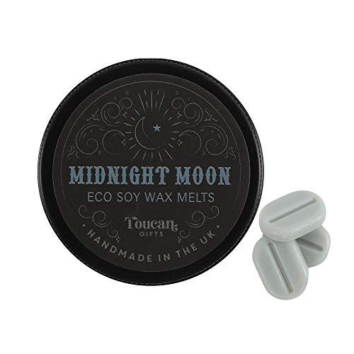 Attitude Holland La cera se derrite Midnight Moon Eco Soy Gris