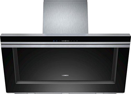Siemens LC91KB672 iQ700 Wandhaube / 90 cm Wand-Esse / schwarz