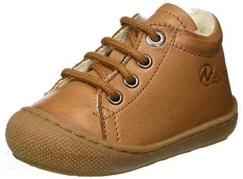Naturino Dziecięce buty typu sneaker Cocoon, Marrone, 20 EU