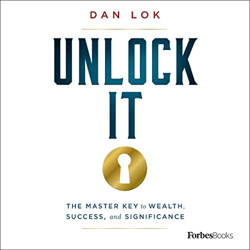 Unlock It audiobook cover art