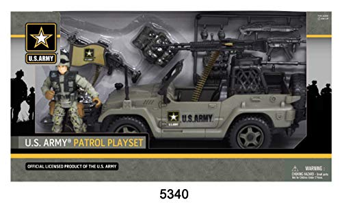 United States Army Patrol Playset (5340)