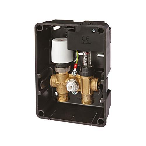 Simplex Kombibox, G3/4a Regelbox RTL-TH BASIC für bauseitigen Raumtemperaturregler, Eurokonus F11836