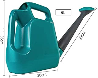 Asdfnfa Plastic Watering Can Garden Watering Can Hand Pressure Sprayer (Color :, Size : 9L)