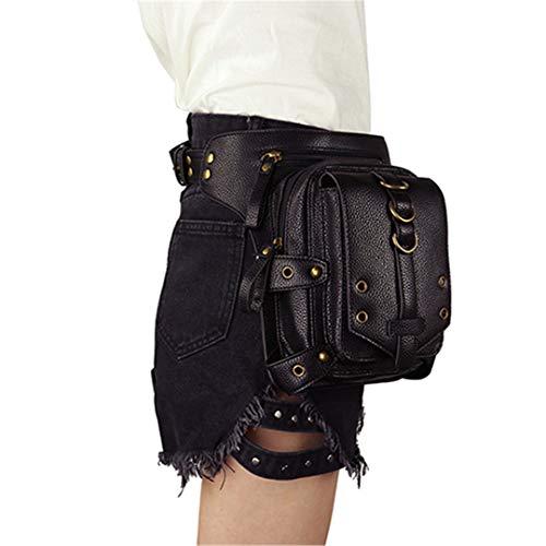 Bolso de cintura estilo gótico