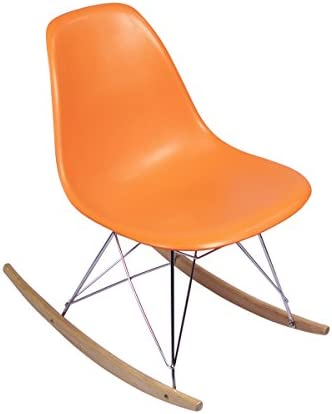 Best Eames Rocking Chair Orange Replica