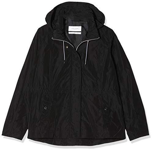 GERRY WEBER Edition Damen 95099-31155 Jacke, Schwarz (Schwarz 11000), (Herstellergröße: 44)