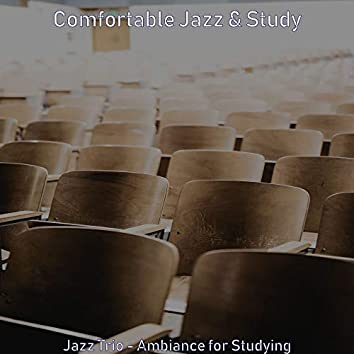 Jazz Trio - Ambiance for Studying