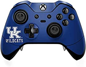 Skinit Decal Gaming Skin for Xbox One Elite Controller - Officially Licensed College UK Kentucky Wildcats Design