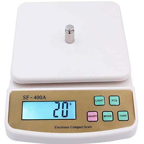 Disenkelubo はかり 1g単位で最大10kg計量 秤 デジタル 秤 デジタル 電子秤 風袋機能、はかり デジタル デジタル台はかり