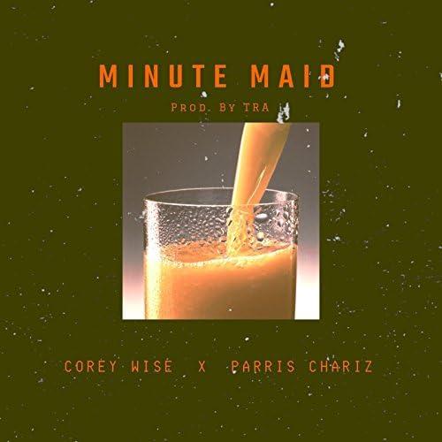 Corey Wise feat. Parris Chariz
