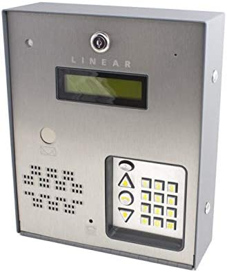 Linear AE-100 Commercial Telephone Entry Direct stock Directly managed store discount One Security Syste Door