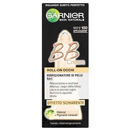 Garnier BB Cream Roll-On Creme zur Hautverbesserung für die Augenpartie 5-in-1, 7ml