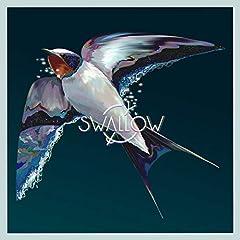 SWALLOW「SWALLOW」の歌詞を収録したCDジャケット画像