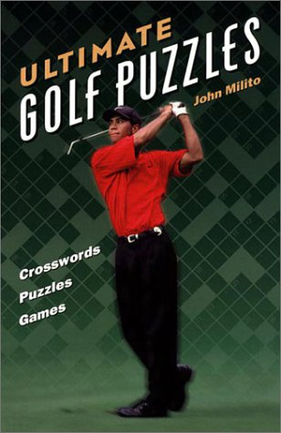 Image OfUltimate Golf Puzzles: Crosswords * Puzzles * Games