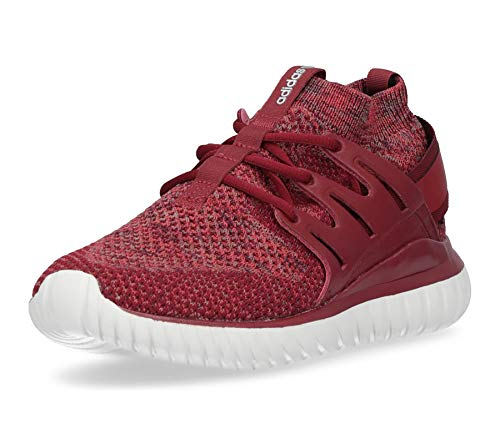 adidas Herren Schuhe / Sneaker Tubular Nova PK rot 45 1/3