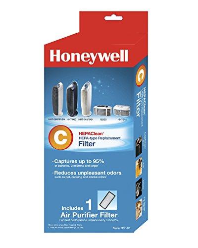 Honeywell HEPAClean Air Purifier Replacement Filter HRF-C1/Filter (C)