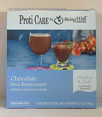 Proti Care Meal Ranking TOP11 Replacement Shake Ch - Free Pudding In stock Aspartame