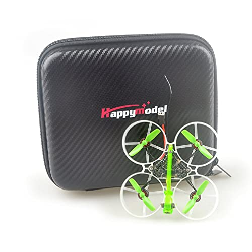 Happymodel Moblite7 75mm 1S Whoop FPV Racing Drone BNF con Controller di Volo per Flysky BNF Versione 1