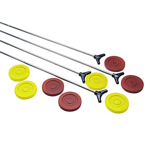 Martin Sports Aluminum Shuffle Board Set