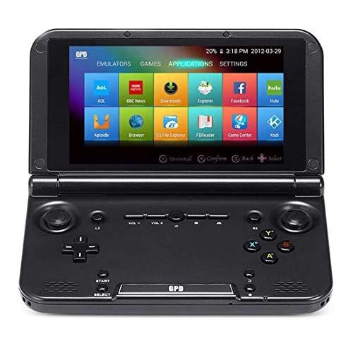 GPD XD Handheld Spielkonsole, Android7.0, MT8176 Prozessor, 5.0 HD IPS-Bildschirm, Hexa-Core, Tragbare Spielekonsole Handheld Game Console mit WiFi für PUGB Mobile Game - 32GB
