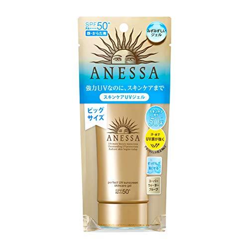 ANESSA(アネッサ)パーフェクトUVスキンケアジェルa日焼け止めシトラスソープの香り90g
