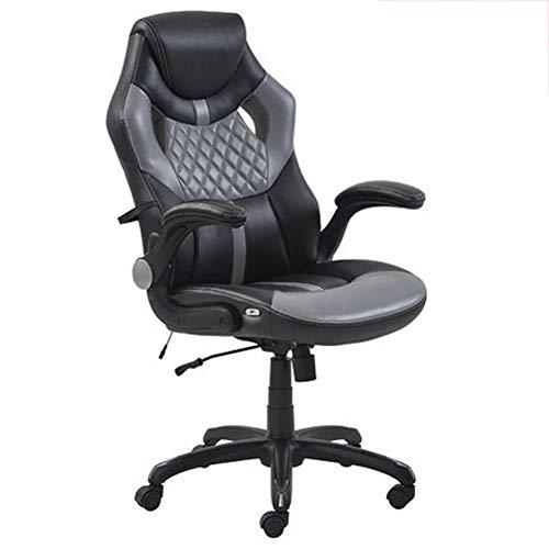 Silla de ordenador, silla de juego, silla de juego, silla de ocio, silla giratoria, silla de malla