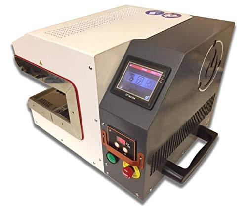 Haloblaze mtp-4Processing Machine Shrinking Heavy Duty XL termoretraibile (W) con interfaccia digitale touch screen