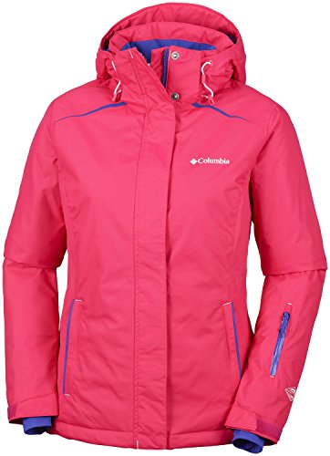 Columbia on The Slope ja Veste, Femme XS Rose (Punch Pink)