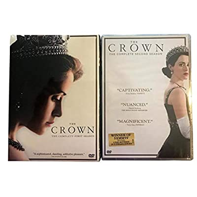 Amazon Com The Crown Season 3 Dvd
