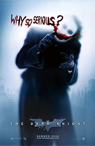 Joker Dark Knight - Póster de 15 x 23 pulgadas (38 x 58 cm) (380 x 580 mm)