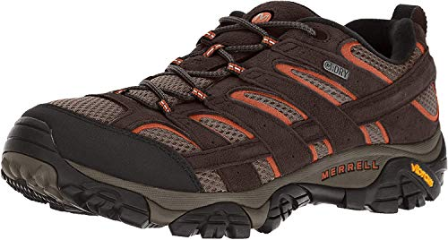 Merrell mens Moab 2 Wp Hiking Shoe, Espresso, 10.5 US