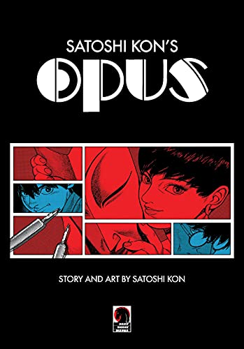 Satoshi Kon's Opus (English Edition)